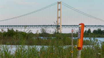 Michigan, Enbridge agree to change operation of two aging pipelines in Straits of Mackinac
