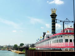Evansville casino made more money by ditching boat and going ashore