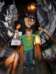 Children's Museum of Indianapolis' haunted house