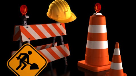 The northbound on and off-ramps at College Avenue to Interstate 41 will close Friday.