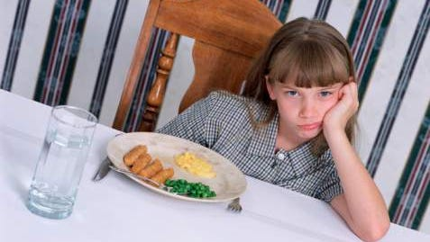 Advice on what to do when your kids won't eat dinner.