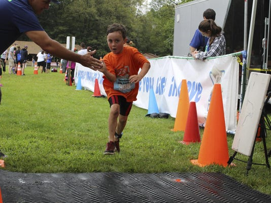 Newtown Kids Triathlon