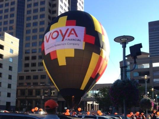 Voya Hot Air Balloon