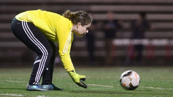 Noa Levine and the Asheville High girls soccer team have recorded five consecutive shutouts.