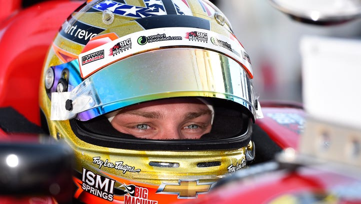 Sage Karam isn't yet the next Paul Tracy, but he could be.