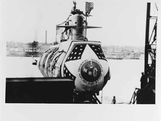 The NR-1 was launched on Jan 25, 1969, in Groton, Connecticut.