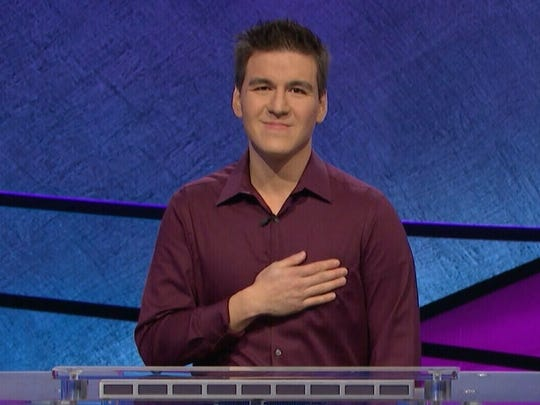 James Holzhauer barely held onto his crown during his 18th game, winning by a margin of just $18.