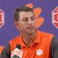 Clemson coach Dabo Swinney previews Louisville