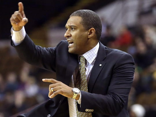 Rob Jeter was UWM's men's basketball coach for 11 seasons.