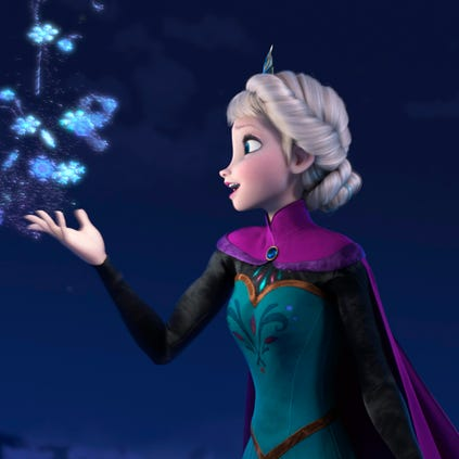 "Should you go as Elsa the Snow Queen from ""Frozen"" for Halloween?"