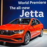 Detroit auto show photos: 2019 Volkswagen Jetta R-Line