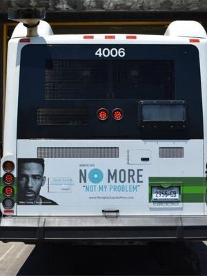 Mike Conley of the Grizzlies joined the 'Memphis Says NO MORE' campaign.