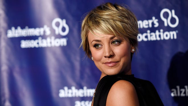 Kaley Cuoco, 1/2 of the two best friends that anyone could have.
