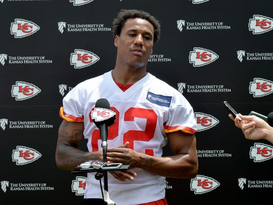 USP NFL: KANSAS CITY CHIEFS-MINICAMP S FBN USA MO