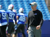 McDermott's 'training camp lite' not a good sign for Bills staying in Rochester