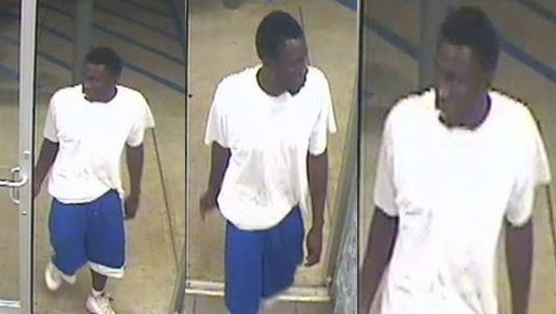 Man Wanted For Questioning In Gas Station Shooting