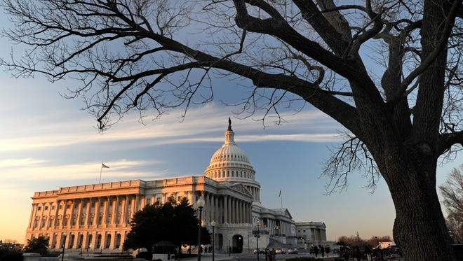 2013 was the least productive year for Congress on record.