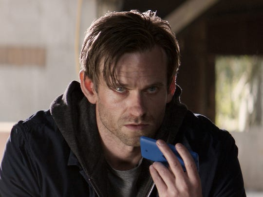 Eric Johnson plays chief villain Jack Hyde in 'Fifty