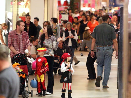 Mall-o-ween at Battlefield Mall is Oct. 27.
