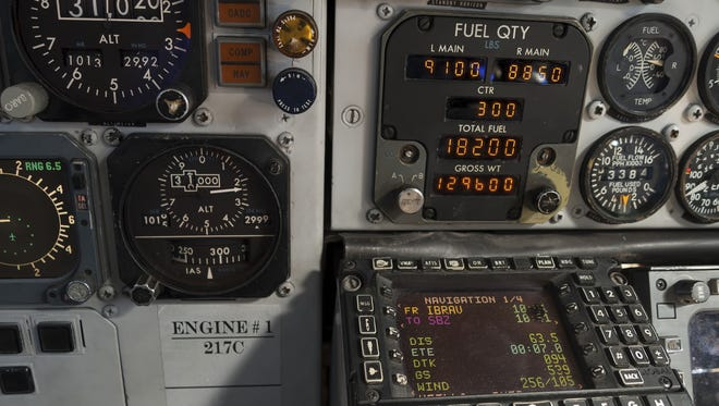 Older aircraft required flight engineers with specialized training to operate flight systems, but modern computers have made the position increasingly rare.