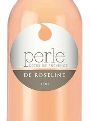 Chateau Sainte Roseline Perle rosé exhibits a fresh, lively citrus flavor, spicy notes and nice balance.