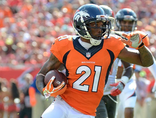 USP NFL: DENVER BRONCOS AT TAMPA BAY BUCCANEERS S FBN USA FL