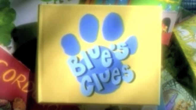 Nickelodeon announces on Tuesday that it will bring back the popular education children's series that focused on a blue dog named, well, Blue, who worked to solve mysteries.