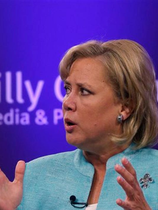 Mary Landrieu,