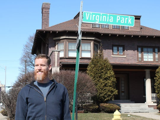 Jeffrey Cowin, a former BMW master technician turned master home rehabber, has played a key role in revitalizing the Virginia Park Historic District.