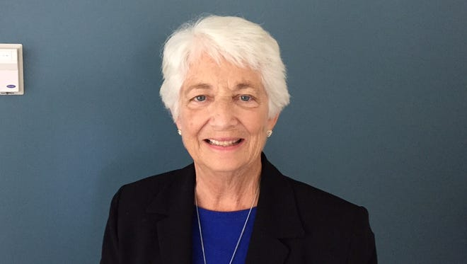 Sister Sharon Bailey is  president of the Sisters of St. Joseph of Rochester.