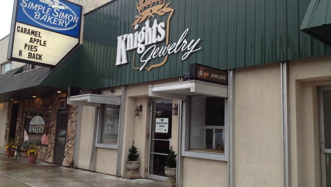Knights Jewelry has been operated by the Witzke family since 1969.