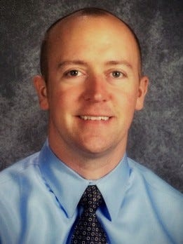 Craig Ulland has been hired on as the new coordinator of athletics at Colerain High School