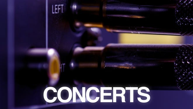 Check out our list of upcoming concerts in Las Vegas.