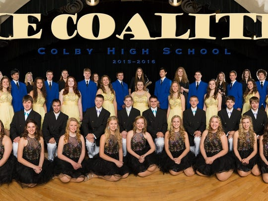 The Central Wisconsin Show Choir spectacular is Saturday