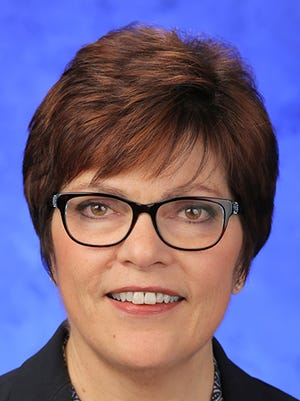 Judy Himes, chief nursing officer at Penn State Health Milton S. Hershey Medical Center.