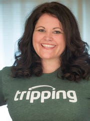 Jen O'Neal, CEO of Tripping.com
