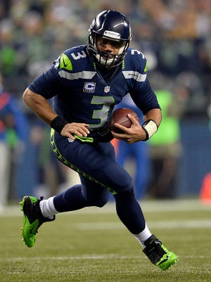 Seattle's Russell Wilson could become the first QB with consecutive titles since Tom Brady.