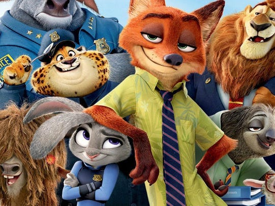 "You can catch ""Zootopia"" on Netflix this week."