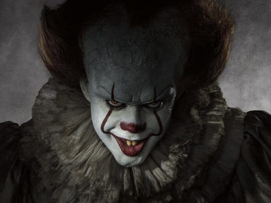 """The new adaptation of Stephen King's """"It"""" makes clowns even scarier."""