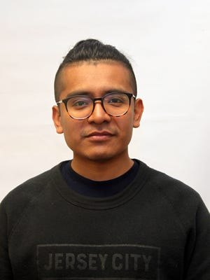 Li Adorno was one of the people released from prison Dec. 19, 2017 following a DACA protest in Washington, D.C.