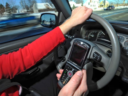 Wausau, Marshfield and Wisconsin Rapids have banned cellphone use while driving.