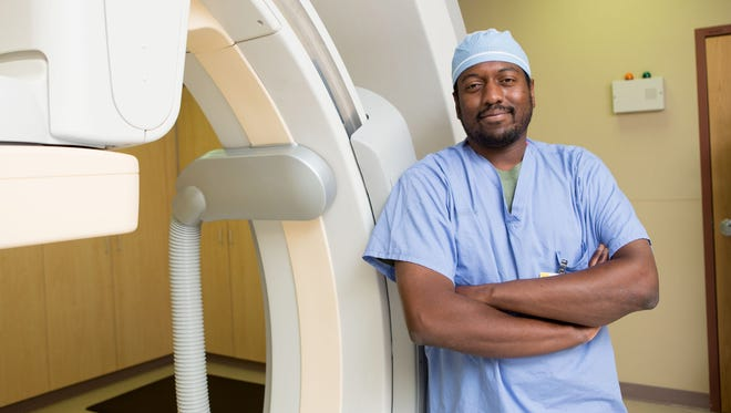 Dr. Ian Wilson, an interventional radiologist, is working to bring medical imaging and analysis equipment to developing countries.