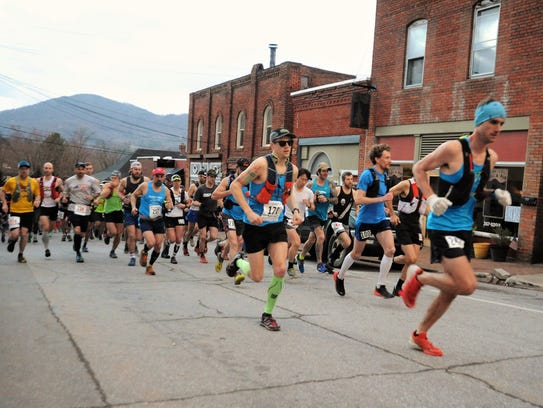 The 2018 Mount Mitchell Challenge and Black Mountain
