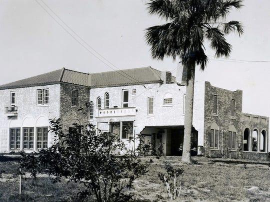 Italian Villa in the late 1930s