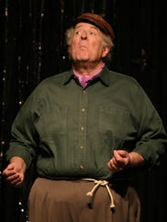 """Rick Makin performs """"If I Were A Rich Man"""" from """"Fiddler"""