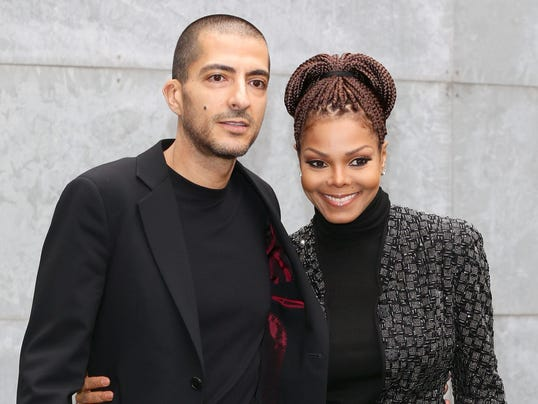 FILE: Janet Jackson Welcomes Son