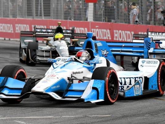 IndyCar: Honda Indy Toronto