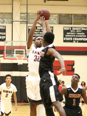 South Side defeated North Side 76-65 at South Side High School in Jackson, Tenn., on Tuesday, Nov. 22, 2016.