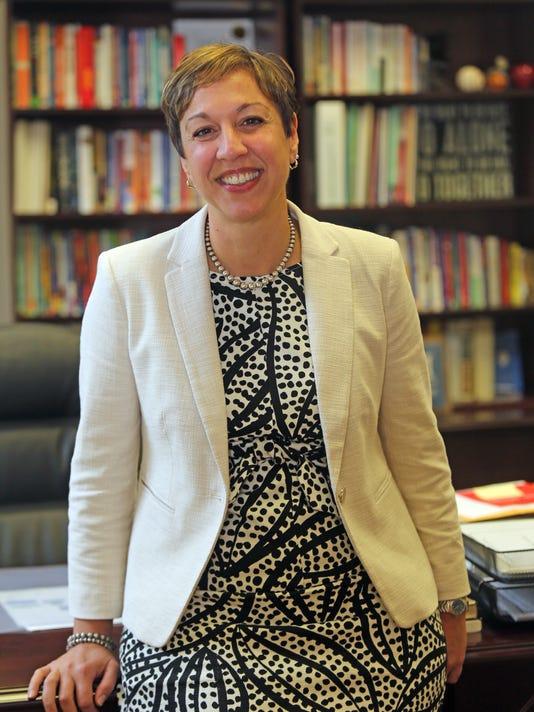 New Pelham Superintendent Cheryl Champ