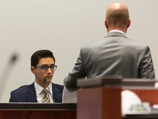 Steven Jones testifies